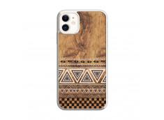Coque iPhone 11 Aztec Deco Translu