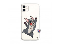 Coque iPhone 11 Dog Impact
