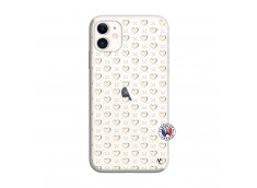Coque iPhone 11 Little Hearts