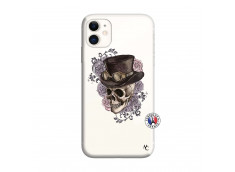 Coque iPhone 11 Dandy Skull