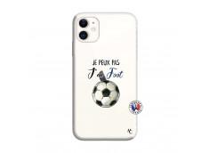 Coque iPhone 11 Je Peux Pas J Ai Foot