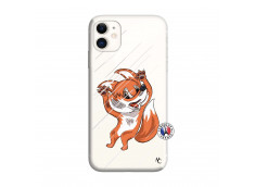 Coque iPhone 11 Fox Impact