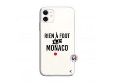 Coque iPhone 11 Rien A Foot Allez Monaco