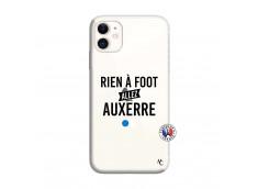 Coque iPhone 11 Rien A Foot Allez Auxerre