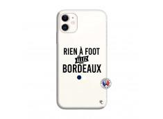 Coque iPhone 11 Rien A Foot Allez Bordeaux
