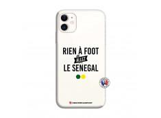Coque iPhone 11 Rien A Foot Allez Le Senegal