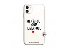 Coque iPhone 11 Rien A Foot Allez Liverpool