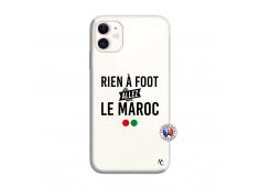 Coque iPhone 11 Rien A Foot Allez Le Maroc