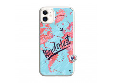 Coque iPhone 11 Wanderlust Translu