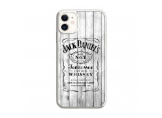 Coque iPhone 11 White Old Jack Translu