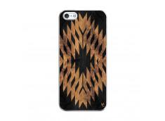 Coque iPhone 5/5S/SE Aztec One Motiv Translu