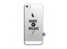Coque iPhone 5/5S/SE Bandes De Moldus