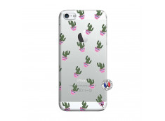 Coque iPhone 5/5S/SE Cactus Pattern