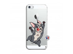 Coque iPhone 5/5S/SE Dog Impact