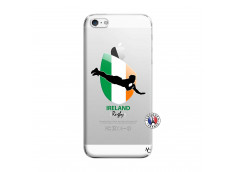 Coque iPhone 5/5S/SE Coupe du Monde Rugby-Ireland