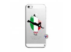 Coque iPhone 5/5S/SE Coupe du Monde Rugby-Italy