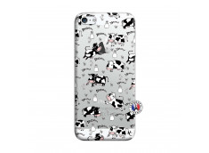 Coque iPhone 5/5S/SE Cow Pattern