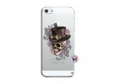 Coque iPhone 5/5S/SE Dandy Skull