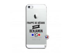 Coque iPhone 5/5S/SE Frappe De Batard Comme Benjamin