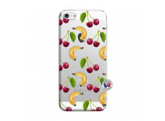 Coque iPhone 5/5S/SE Hey Cherry, j'ai la Banane