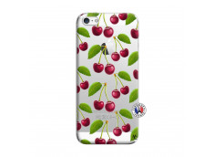 Coque iPhone 5/5S/SE oh ma Cherry