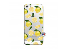 Coque iPhone 5/5S/SE Lemon Incest