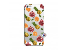 Coque iPhone 5/5S/SE Fruits de la Passion