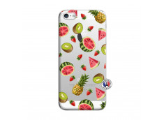 Coque iPhone 5/5S/SE Multifruits