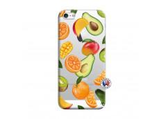 Coque iPhone 5/5S/SE Salade de Fruits