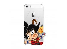 Coque iPhone 5/5S/SE Goku Impact