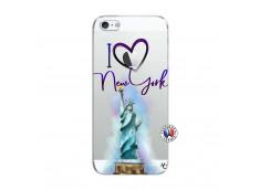 Coque iPhone 5/5S/SE I Love New York