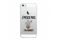 Coque iPhone 5/5S/SE J Ai Basket