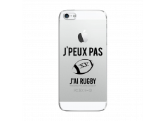 Coque iPhone 5/5S/SE J Ai Rugby