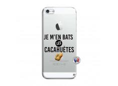 Coque iPhone 5/5S/SE Je M En Bas Les Cacahuetes