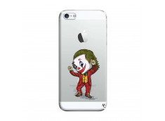 Coque iPhone 5/5S/SE Joker Dance