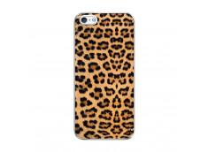 Coque iPhone 5/5S/SE Leopard Style Translu