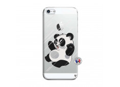 Coque iPhone 5/5S/SE Panda Impact