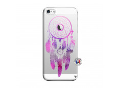 Coque iPhone 5/5S/SE Purple Dreamcatcher