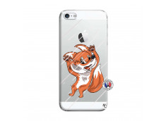 Coque iPhone 5/5S/SE Fox Impact