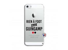 Coque iPhone 5/5S/SE Rien A Foot Allez Guingamp