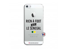 Coque iPhone 5/5S/SE Rien A Foot Allez Le Senegal