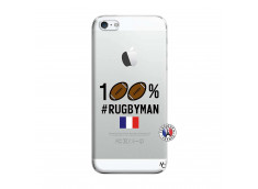 Coque iPhone 5/5S/SE 100% Rugbyman