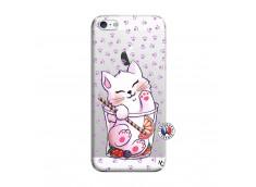 Coque iPhone 5/5S/SE Smoothie Cat