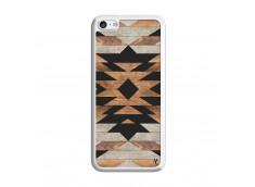 Coque iPhone 5C Aztec Translu
