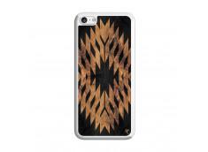 Coque iPhone 5C Aztec One Motiv Translu