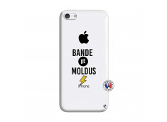Coque iPhone 5C Bandes De Moldus