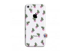 Coque iPhone 5C Cactus Pattern
