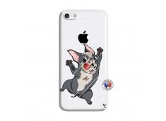 Coque iPhone 5C Dog Impact
