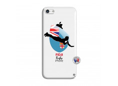 Coque iPhone 5C Coupe du Monde Rugby Fidji