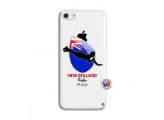 Coque iPhone 5C Coupe du Monde Rugby- Nouvelle Zélande